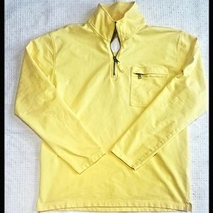 Yellow Nautica Longsleeve